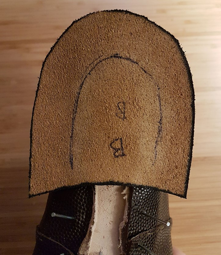 Shoe rand