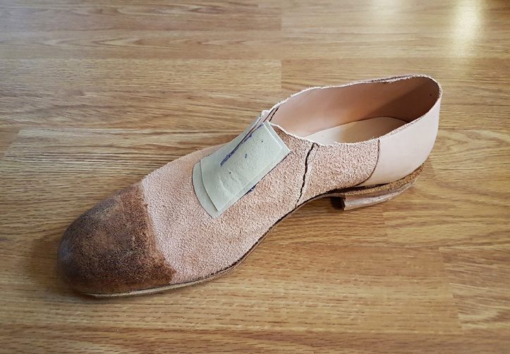 16 test shoe