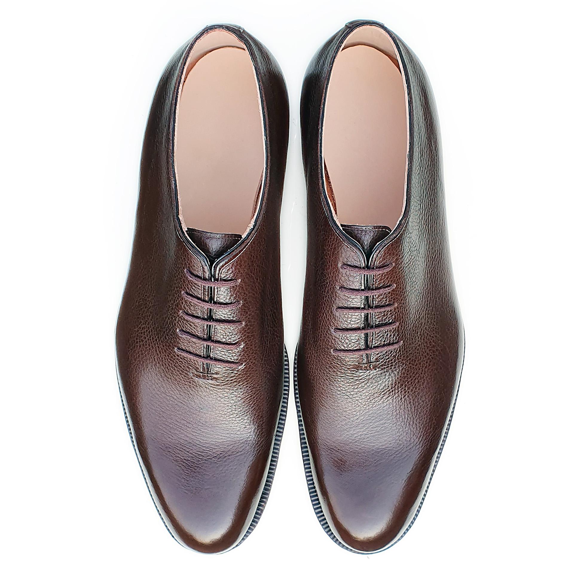 Björn wholecut shoe