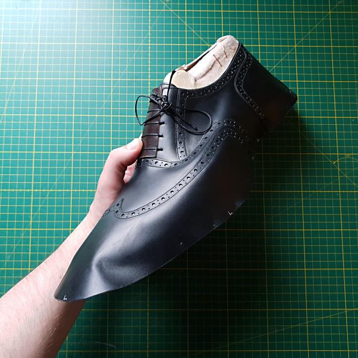 shoe lasting